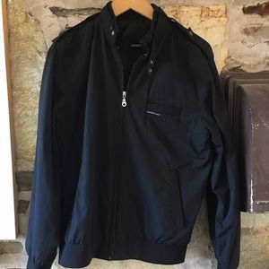 Members Only  Other - Members Only black jacket. Men's medium