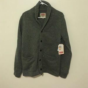Levi's Other - Levi's Grey Sweater