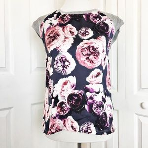 Attention Floral Top