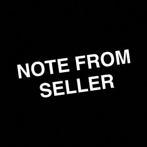 Dresses & Skirts - ❗️❗️NOTE FROM SELLER ❗️❗️