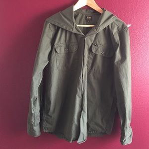 Obey Other - Obey army green jacket