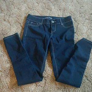 Maurices Jeans - Jeggings size small maurices dark wash
