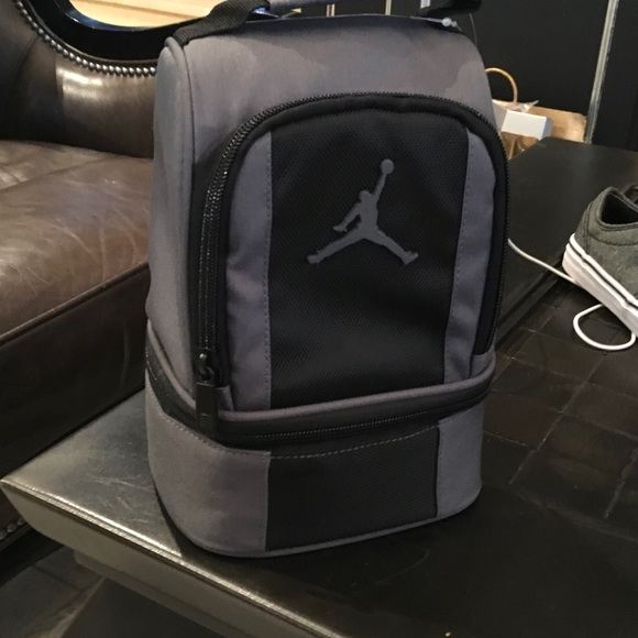 eec39545edcc Air Jordan lunch box with tags