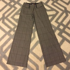 Anthropologie Wide Leg Trousers