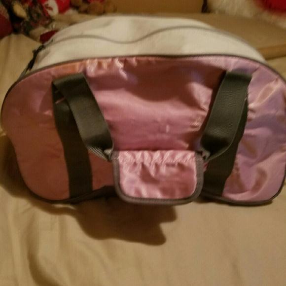 c6f70abfc8 Handbags - Light pink small packing bag