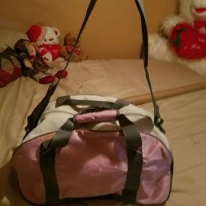 41c7a5e52a Bags - Light pink small packing bag