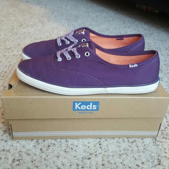 a599beb651b Keds Shoes - Keds Champion CVO Seasonals Plum Purple ♡