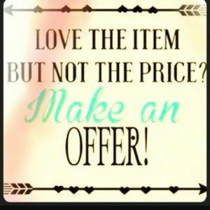 Other - *** I accept reasonable offers!!