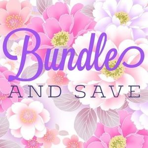 Nordstrom Other - Now Offering Bundle Discounts! 💕💕