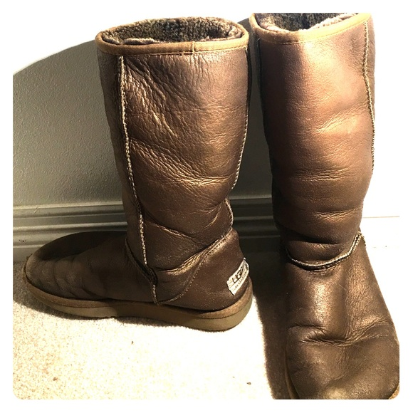 womens classic tall uggs