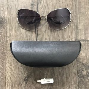 Barton Perreira Accessories - Barton Perreira snake skin sunglasses 66mm