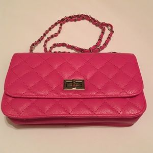 Oryer Quilted Crossbody Bag