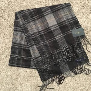 Club Room Other - Club Room 100% Cashmere Scarf NWT