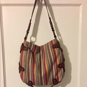 Handbags - Boho Stripped Bag