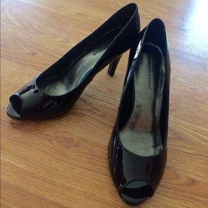 Predictions Shoes - 😎 NEW PREDICTIONS BLACK PEEP TOE PUMP. NO BOX