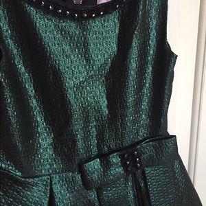 Zoe Ltd Other - Zoe LTd dress Metallic green