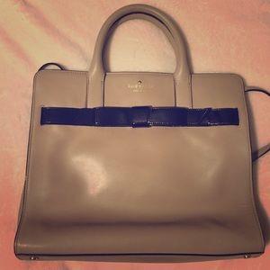 Beige Kate Spade handbag