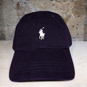 Polo by Ralph Lauren Other - Ralph Lauren POLO Cotton Twill Sports Cap (Plum)