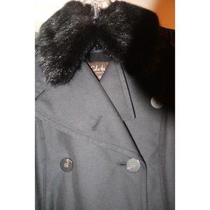 Cole Hann Trench Coat