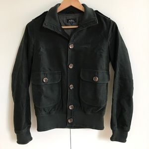 A.P.C. Jackets & Blazers - A.P.C. jacket (XS)