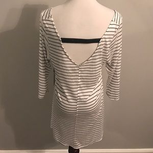 astars Tops - ASTARS NEW WITH TAGS STRIPED TUNIC TOP