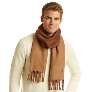 Polo by Ralph Lauren Other - Polo Ralph Lauren Cashmere Blend Scarf