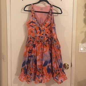 Darling Anthropologie Leifsdottir Dress