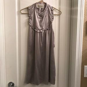 Rory Beca Dresses & Skirts - Rory Beca T back silk dress.