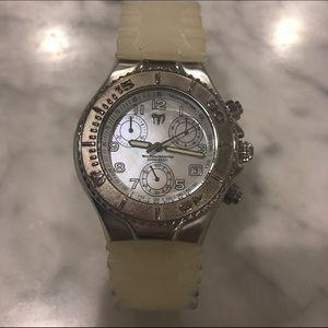 Technomarine Accessories - Techno marine mother of pearl medium size watch