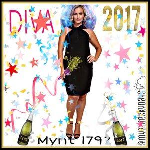 MYNT 1792 Dresses & Skirts - Mynt 1792 Cocktail Dress ❤️plus size❤️