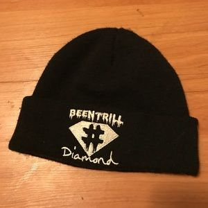 Diamond Supply Co. Other - Been Trill and Diamond Co collab beanie