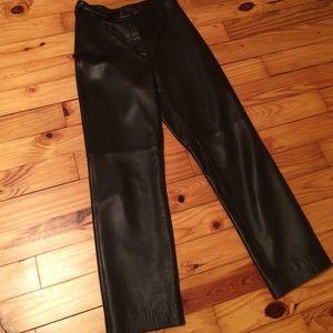 siena Pants - Leather pants
