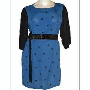 Carmakoma Dresses & Skirts - Carmakoma jade heart dress