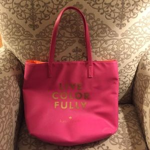 Kate Spade Live Color Fully Tote