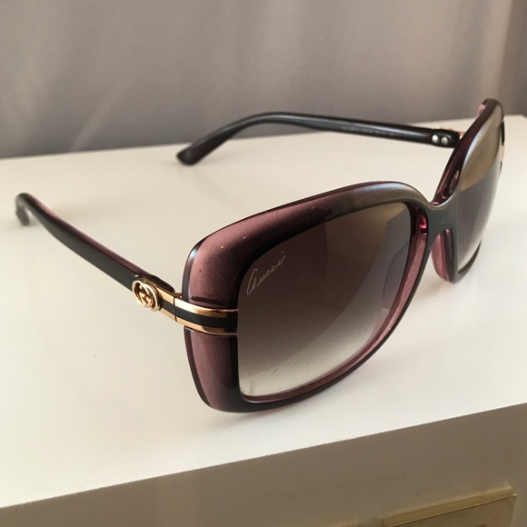 a951780ab726c Gucci Accessories - GUCCI 3188 S Pink   brown Sunglasses gradient lens
