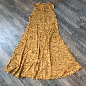 Mock Neck Tunic / Dress