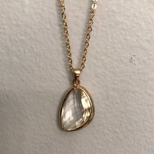 Jewelry - Clear Stone Necklace