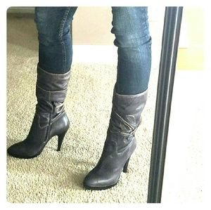 Luichiny slouch boots. Cute with anything!