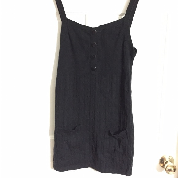 wd ny Dresses & Skirts - WD NY Black dress sz L