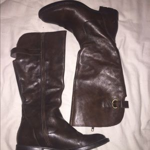 Born Shoes - Born Tallulah Knee High Boots