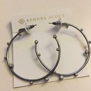 471d3af21934d Kendra Scott Lety Hoop Earrings