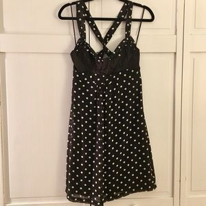 Guess Dresses & Skirts - Guess Jeans Polka Dot Dress