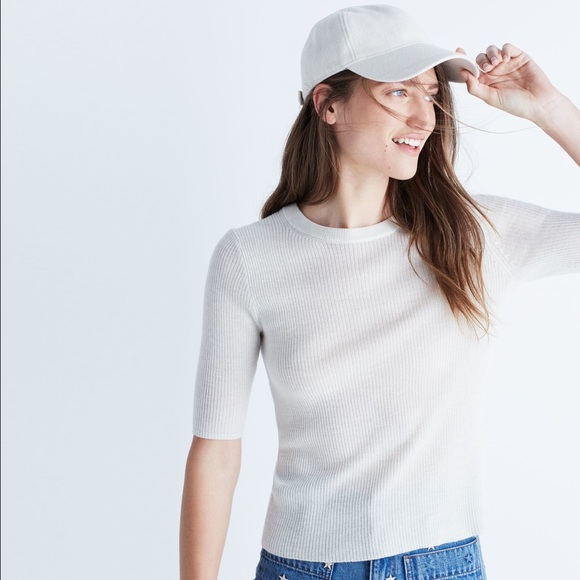 30% off Madewell Sweaters - Madewell Ribbed Sweater Top from Amy's ...