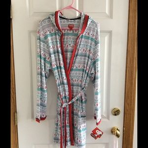 Peanuts Ladies Robe