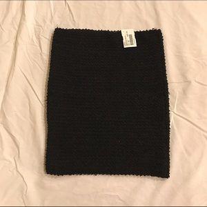 ANGL Dresses & Skirts - NWT Black Beaded Skirt