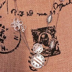 Jewelry - Long Bali Station Necklace