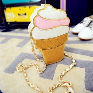 Missguided Handbags - Ice cream handbag