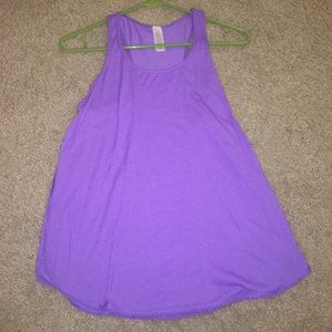Ivivva Other - Ivivva purple tank top size girls 14