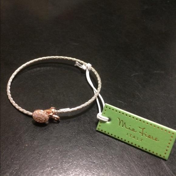 Jewelry Mia Fiore Sterling Silver Bracelet Poshmark