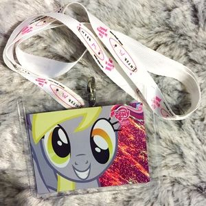 My Little Pony Other - My Little Pony Derpy Hooves NYCC Card Lanyard #F41
